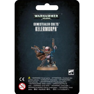 GENESTEALER CULTS KELERMORPH - GAMES WORKSHOP 51-67