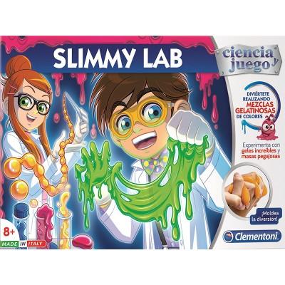Ciencia y Juego: SLIMMY LAB - Clementoni 55297