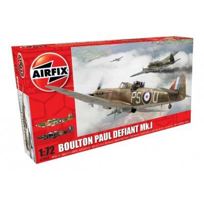 BOULTON PAUL DEFIANT MK-I -1/72- Airfix A02069
