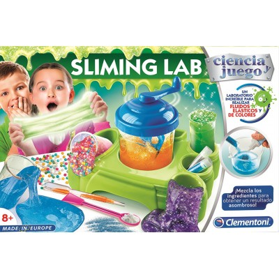 Ciencia y Juego: SLIMING LAB - Clementoni 55275