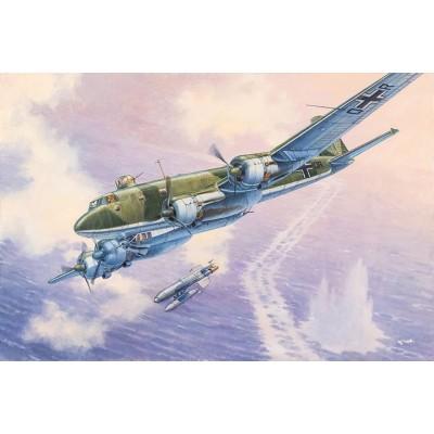 FOCKE-WULF Fw-200 C-6 CONDOR -1/144- Roden 340