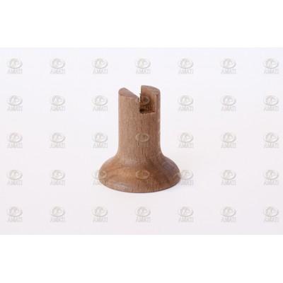 SOPORTE DE MADERA PARA BARCO 32 mm (2 unidades) - Amati 568503