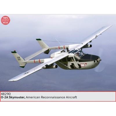 CESSNA O-2A SKYMASTER -1/48- ICM 48290