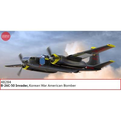 DOUGLAS B-26-50 INVADER (KOREA) -1/48- ICM 48284