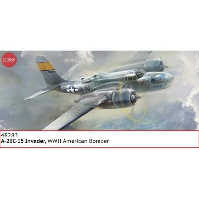 DOUGLAS A-26-15 INVADER -1/48- ICM 48283