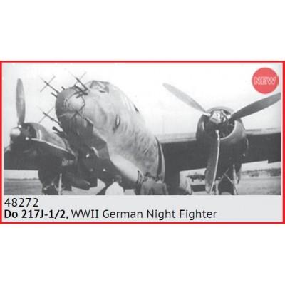 DORNIER DO-217 J-1/2 -1/48- ICM 48272