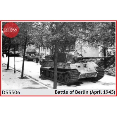 SET BATALLA DE BERLIN -1/35- ICM DS3506
