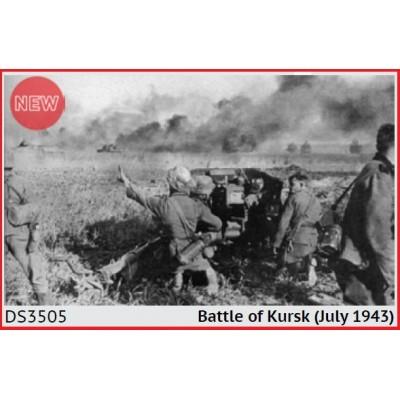SET BATALLA DE KURKS -1/35- ICM DS3505
