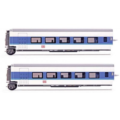 SET COCHES VIAJEROS BUTACAS RECLINABLES TALGO InterCity Night DB Ep. V - Arnold HN4312