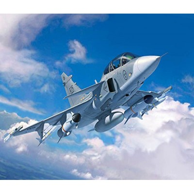 SAAB JAS-39D GRIPEN TWIN SEATER - ESCALA 1/72 - REVELL 03956