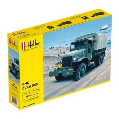 CAMION GMC CCKW 323 -1/35- Heller 81121