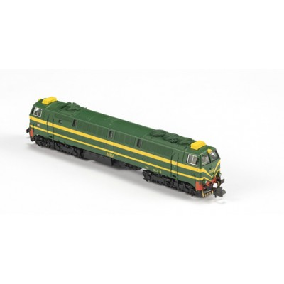 """LOCOMOTORA DIESEL 333 """"Rambo"""" RENFE (Digital / Sonido) -N - 1/160- MF Train N13303DS"""