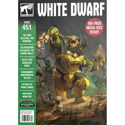 REVISTA WHITE DWARF FEBRERO 2020 (INGLES)