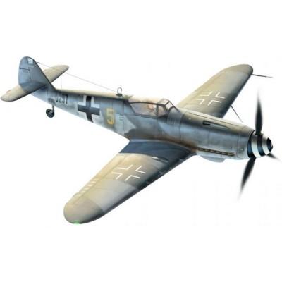 MESSERCHMITT Bf-109 G10 -1/48- Eduard 84168