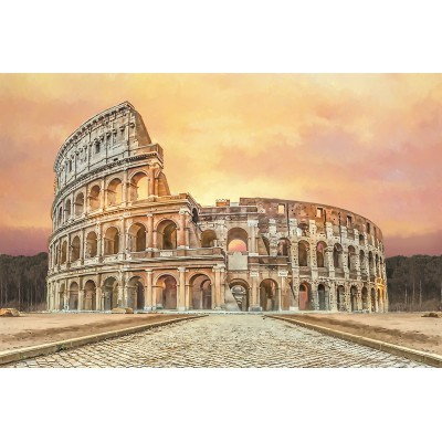 COLISEO DE ROMA ESCALA 1/500 - ITALERI 68003