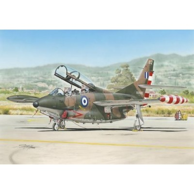 NORH AMERICAN T-2 BUCKEYE (Camuflaged Trainer) -1/48- Special Hobby SH48129