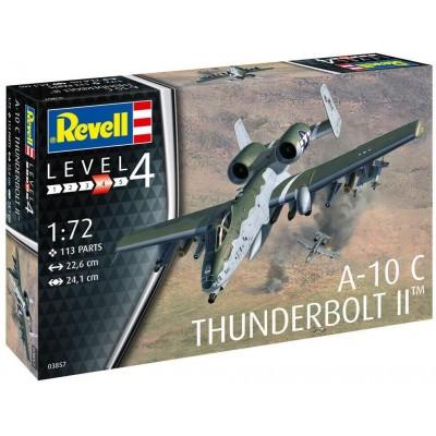 FAIRCHILD REPUBLIC A-10 C THUNDERBOLT II -1/72- Revell 03857