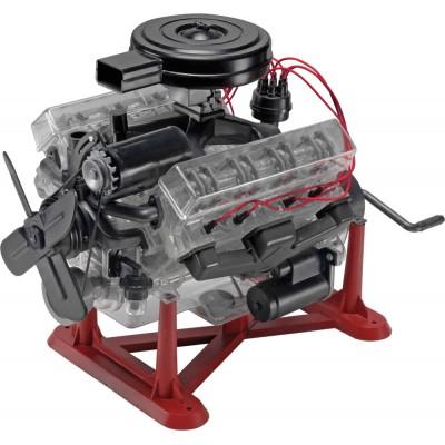 MOTOR V-8 -1/4- Revell/Monogram 858883