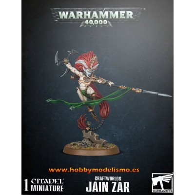 CRAFTWORLDS JAIN ZAR - GAMES WORKSHOP 46-49
