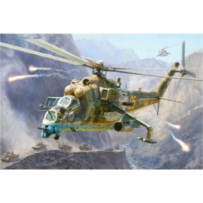 MIL MI-24 V/VP HIND -Escala 1/48- ZVEZDA 4823