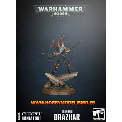 DRUKHARI DRAZHAR - GAMES WORKSHOP 45-41