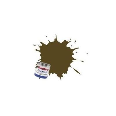 PINTURA ESMALTE TIERRA OSCURA MATE (14 ml) - Humbrol 29 / AA0312