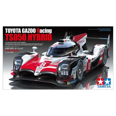 TOYOTA GAZOO RACING TS050 HYBRID - ESCALA 1/24 - TAMIYA 24349