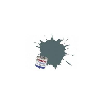 PINTURA ESMALTE GRIS PIZARRA MATE (14 ml) - Humbrol 31 / AA0343