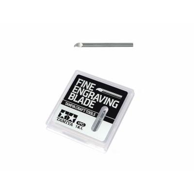 FINE ENGRAVING BLADE 0.15mm - TAMIYA 74145