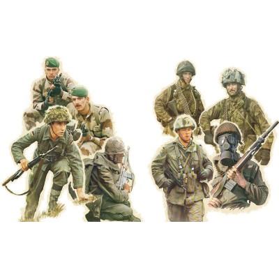 TROPAS NATO - ESCALA 1/72 - ITALERI 6191