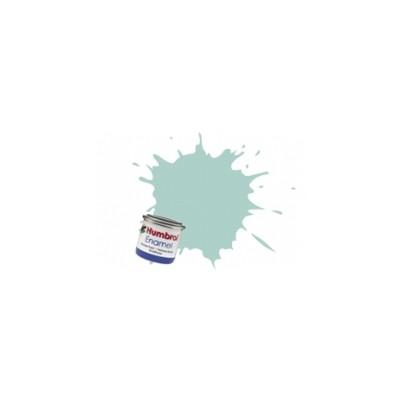 PINTURA ESMALTE AZUL CIELO CLARO MATE (14 ml)