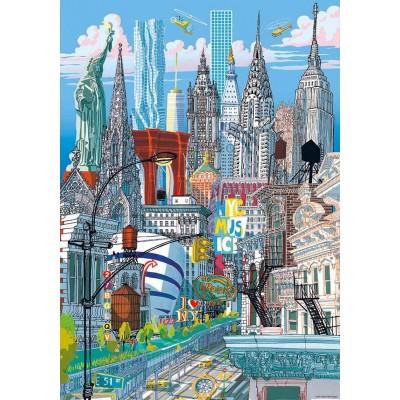 PUZZLE 200 PZS NEW YORK CITY - EDUCA 18472