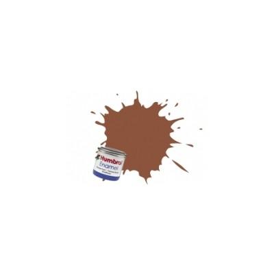PINTURA ESMALTE ROJO LADRILLO MATE (14 ml)
