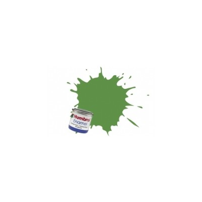 PINTURA ESMALTE VERDE TRANSPARENTE (14 ml)