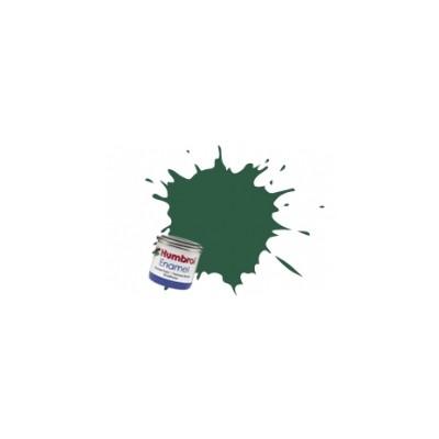 PINTURA ESMALTE VERDE CABINA MATE (14 ml)