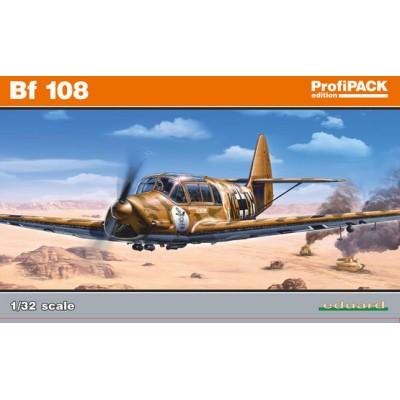 MESSERCHMITT BF-108 - EDUARD 3006 - ESCALA 1/32
