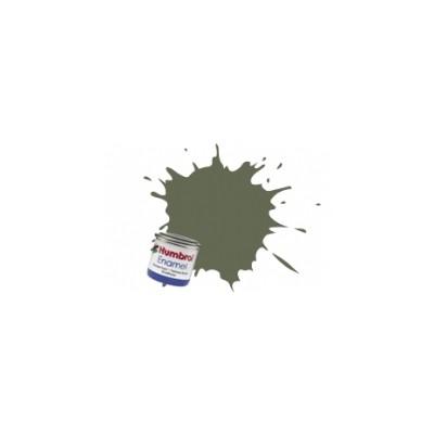 PINTURA ESMALTE VERDE OLIVA CLARO MATE (14 ml)