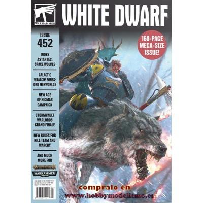 REVISTA WHITE DWARF 452 (EN INGLES)