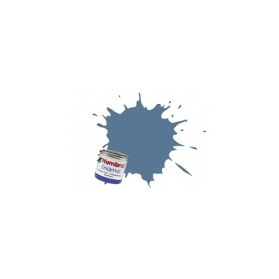 PINTURA ESMALTE AZUL UNIFORME AVIACION MATE (14 ml)