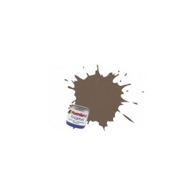 PINTURA ESMALTE CHOCOLATE MATE (14 ml)