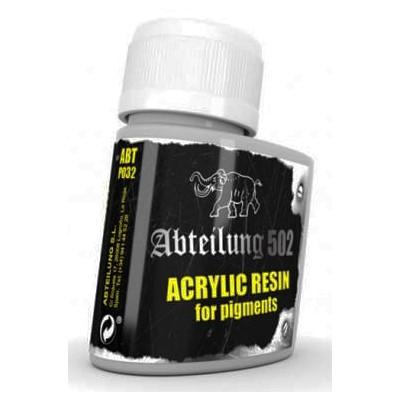 RESINA ACRILICA PARA PIGMENTOS (75 ml) - Abteilung 502