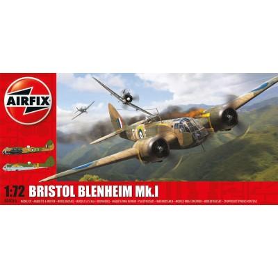 BRISTOL BLENHEIM MK-I -Escala 1/72- Airfix A04016