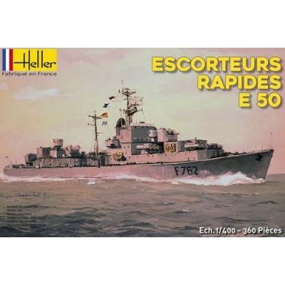 ESCOLTA RAPIDO E50 (Francia) -1/400- Heller 81093