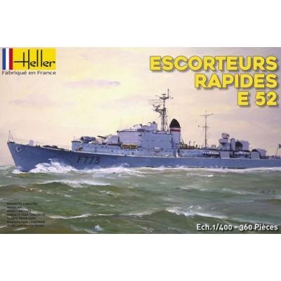 ESCOLTA RAPIDO E52 (Francia) -1/400- Heller 81094