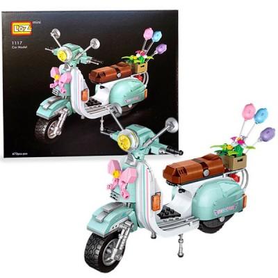 MOTO SCOOTER - LOZ 1117