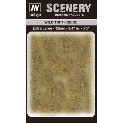 WILD TURF - BEIGE (L: 12 mm x 35 unidades) - Acrylicos Vallejo SC429