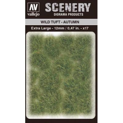 WILD TURF - AUTUMN (L: 12 mm x 35 unidades) - Acrylicos Vallejo SC423
