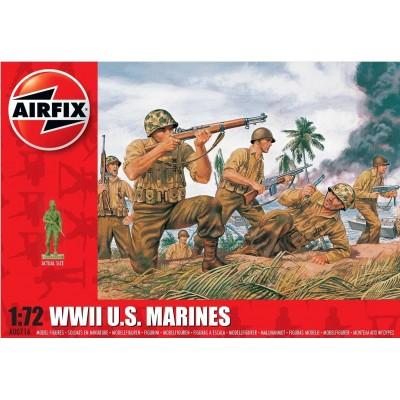 U.S. MARINES (44 piezas) -1/72- Airfix A00716