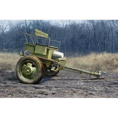 REMOLQUE 52-R-353M Mod. 1942 (Sovietico) -1/35- Trumpeter 02345