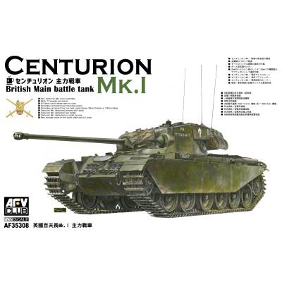 CARRO DE COMBATE CENTURION Mk-I -Escala 1/35- AFV Club AF35308